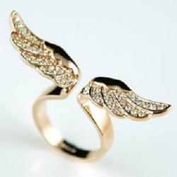 Prsten Angel wings